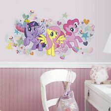 MY LITTLE PONY GiaNT WALL DECALS Princess Twilight Sparkle Pinkie Pie Stickers