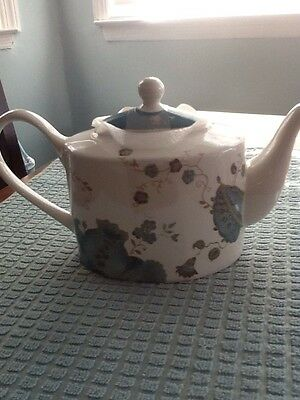 222Fifth Eliza Teal New Teapot Goes Great With Peacock Garden