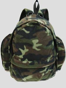 Silencieux Delux Jour Pack Polaire Woodland Camouflage/camouflage Chasse Tir à L'arc Photographie-o Hunting Archery Photographyafficher Le Titre D'origine