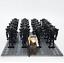 21-Pcs-Minifigures-Star-Wars-Battle-Droid-Gun-Clone-Bonus-Minikit-Lego-MOC miniature 9