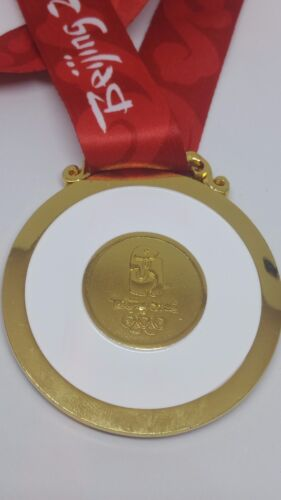 BEIJING 2008 Olympic Replica MEDAL GOLD