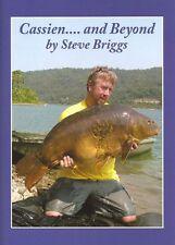 BRIGGS STEVE COARSE FISHING BOOK CASSIEN & BEYOND CARP hardback BARGAIN new
