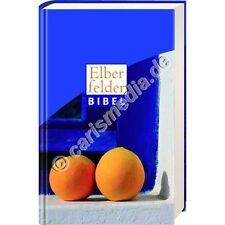 DIE BIBEL: ELBERFELDER BIBEL - Motiv Orangen - Standardausgabe ca. 14,2x21,2 cm