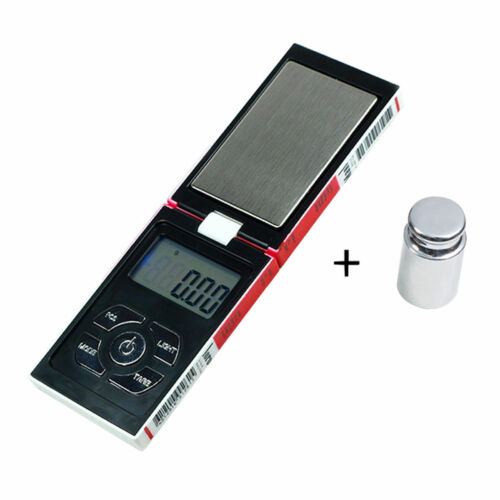 Multi-Functional Portable Digital Weight Scales 100g Precision Calibration Tool