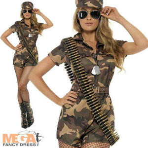 Sexy army outfit