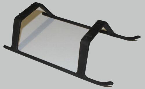 Landegestell schwarz T-REX 450 pro KDS HK CopterX TAROT ALZRC SKYA und andere