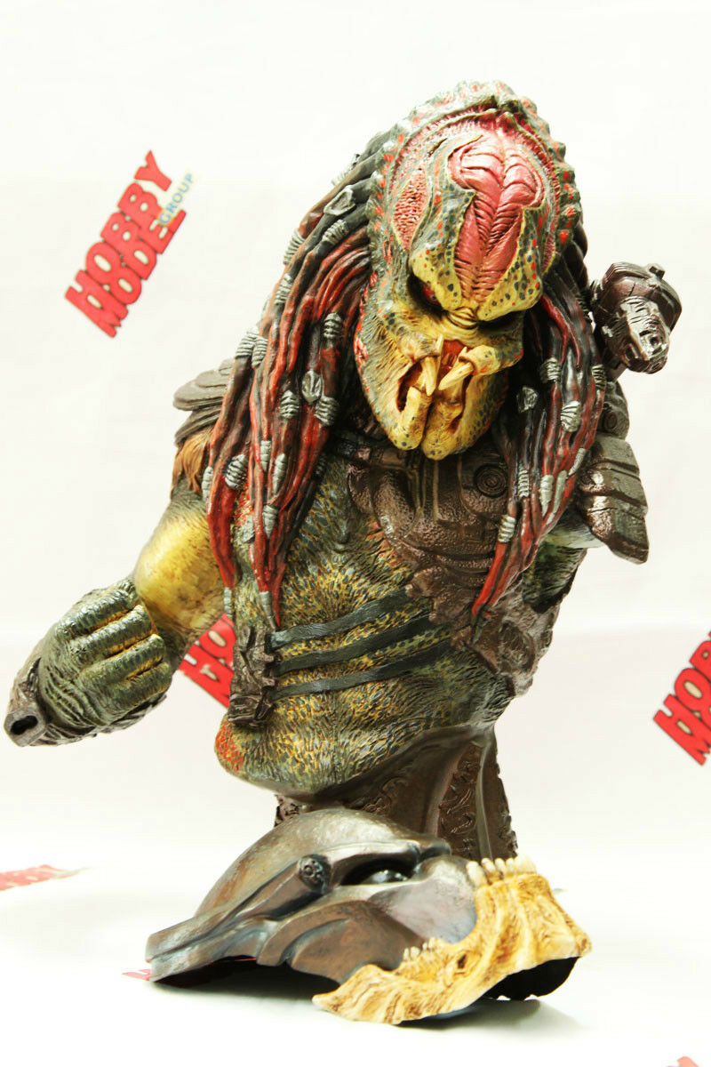 SUPER PREDATOR BERSEKER BUST NEW  HUGH 1 3 UNPAINTED FIGURE RESIN MODEL KIT