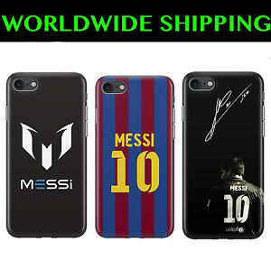 3322855a60f FCB Lionel Messi Custom Case Skin cover for iPhone 4/5/6/7/8 Plus X ...