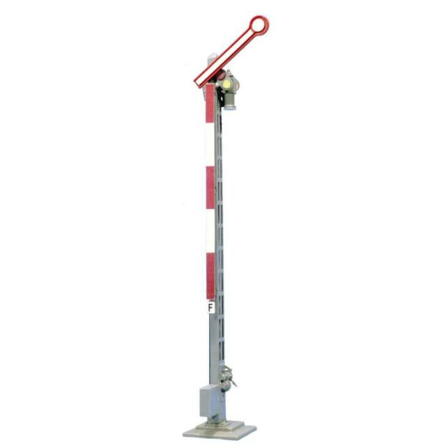 NEU /& OVP + DCC//mfx//MM + Märklin 70412 H0 Form-Hauptsignal Gittermast
