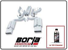 Borla 14385 Corvette Cat-Back System Exhaust