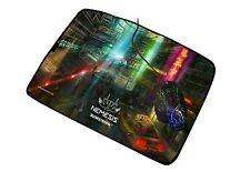 Sumvision Nemesis Futuristic Neon Waterproof Gaming Mouse Mat Large