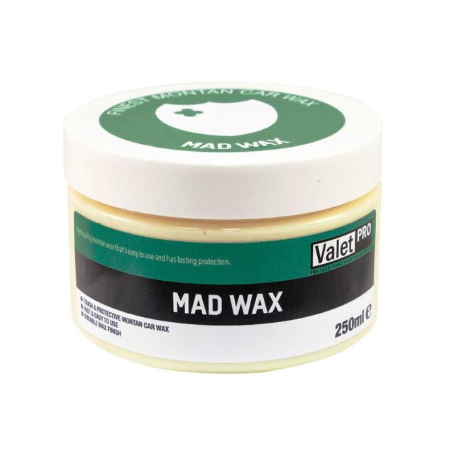 Valet Pro Mad Wax - 250ml Valeting, Detailing