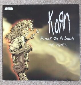 """Korn Freak On A Leash 7"""" Vinyl Limited Edition Number The ...Korn Remember Who You Are Special Edition"""