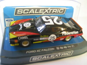 SCALEXTRIC C3869 FORD XC FALCON 1979 ALAN MOFFAT 25 CAMEL BNIB DPR - Stockport, United Kingdom - SCALEXTRIC C3869 FORD XC FALCON 1979 ALAN MOFFAT 25 CAMEL BNIB DPR - Stockport, United Kingdom