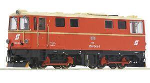 Roco-H0e-33300-OBB-Schmalspur-Diesellok-Rh-2095-008-5-034-Neuheit-2019-034-NEU-OVP