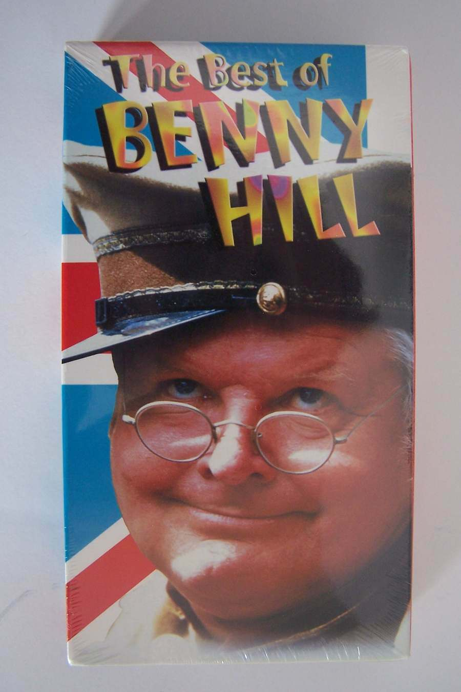 The Best of Benny Hill VHS Video Tape New Sealed