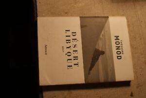 Desert-libyque-de-Monod-Theodore-Sers-Jean-Francois-Livre-d-039-occasion