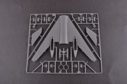 Trumpeter 01687 1//72 Scale Tu-128M Fiddler Aircraft Plastic Assembly Model Kit