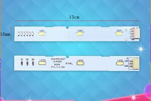 Für Haier BCD-575WDBI 0064001827 Front-Tür Kühlschrank LED Lamp Bar LED Original
