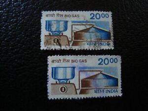 India-Sello-Yvert-Tellier-N-1001-x2-Matasellado-A43-S