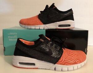 hot sale online ccba7 9cce9 Image is loading Nike-STEFAN-JANOSKI-MAX-L-Pink-Black-Salmon-