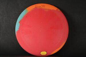 Four20-X-Link-1st-Run-Prototype-174g-OOP-Vibram-New-PRIME-Disc-Golf-Very-Rare