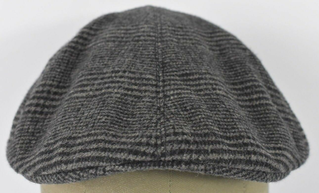 Gray Apt 9 Brand Fashion Cabby News Boy Paper Boy Fitted Taxi Driver Hat Cap Fitted Boy b07f74
