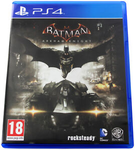 Batman-Arkham-Knight-Playstation-4-PS4-Scarecrow-Gotham-Multilingual-Game-New