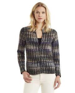 Invisible World Women s 100% Alpaca Wool Cardigan Open Zip Up ... 33350d1a2