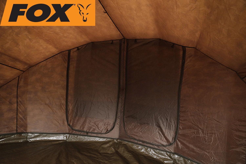 Fox R-Series R-Series R-Series 2 man XL inner dome - Innenzelt für Karpfen- und Wallerzelte 5be419