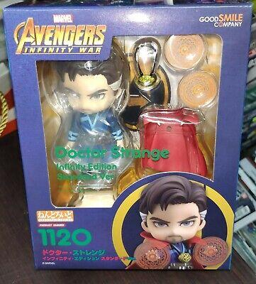 PO Infinity War Doctor Strange GoodSmile Nendoroid 1120 Avengers