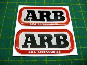 2-semicirculares-Arb-pegatinas-63mm-X-30mm-Todos-Los-Modelos