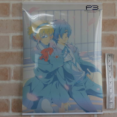 #M715 PRIZE Anime Character acrylic Tapestry  Persona