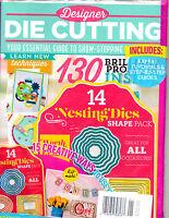 Designer Die Cuting Papercraft W/ Bonus Nesting Discs Shape Pack