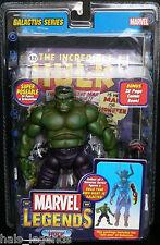 Marvel Legends Galactus Series 1st aspecto Variante! nuevo! los Vengadores Hulk! Raro!