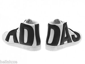 03fffd63fce4 Image is loading AUTHENTIC-Adidas-Originals-JEREMY-SCOTT-JS-LETTERS-Trainer-