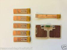 7x Chips Drum, Fuser, ITB Reset Kits for Xante CL21 CL-21 CL 21 D HC DHC [C7K]