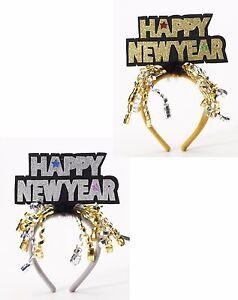 Happy New Year Headband 24
