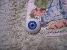 ~EyEcO EyEs PoLyGLaSs Eyes P048 KeY WeSt BLuE 24MM~ REBORN DOLL SUPPLIES