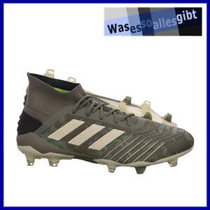 SCHNAPPCHEN-adidas-Predator-19-1-FG-gruen-Gr-43-1-3-FU-4050