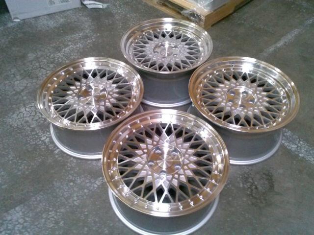 "18"" Avant Garde M220 Wheels For VW VOLKSWAGEN RABBIT 18-Inch 5x112 Rims Set (4)"