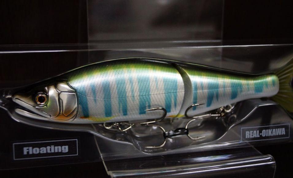 Gan Craft Articulado  Claw 178 Tipo-F  13 Real Oikawa  deportes calientes