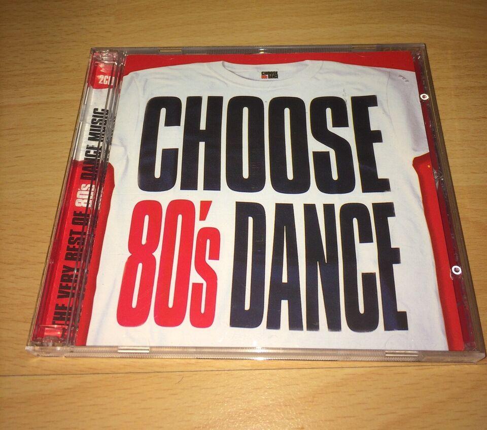 Diverse: Samlet pakke 7 styk 80'er boxe (dobbelt cd'er),