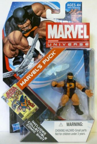 "MARVEL/'S PUCK Marvel Universe 4/"" inch Action Figure #20 Series 4 Hasbro 2013"