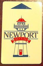 Euro Disneyland carte clé hôtel Newport 02/92