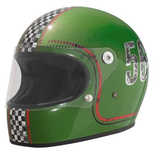Casco Moto Integrale Premier APINTTROFIBF06 Trophy Green