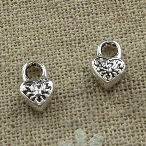 free ship 600 pcs tibetan silver handbag charms 10x6mm #3723