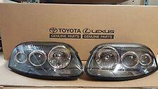 98 Toyota Supra OEM Headlight Set LH and RH