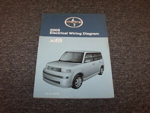 image is loading 2005-scion-xb-wagon-factory-original-electrical-wiring-