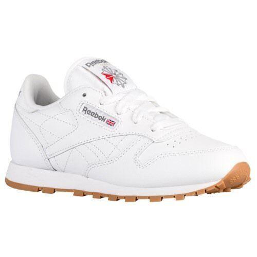 Reebok Bambini Unisex Stile Classico,pelle (Piccolo Bambino) Bambino) (Piccolo Sneaker- Select Sz ea782e